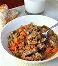Beef Wheat Berry Stew