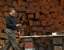 "Eugene Lee brings all his power to play August Wilson in ""How I Learned What I Learned"" at Pittsburgh Public Theater."