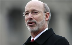 Gov. Tom Wolf has signaled he is likely to veto at least some of the GOP budget plan.