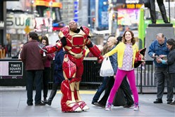 "Tituss Burgess and Ellie Kemper star in Netflix's ""Unbreakable Kimmy Schmidt."" Its second reason debuts April 15."