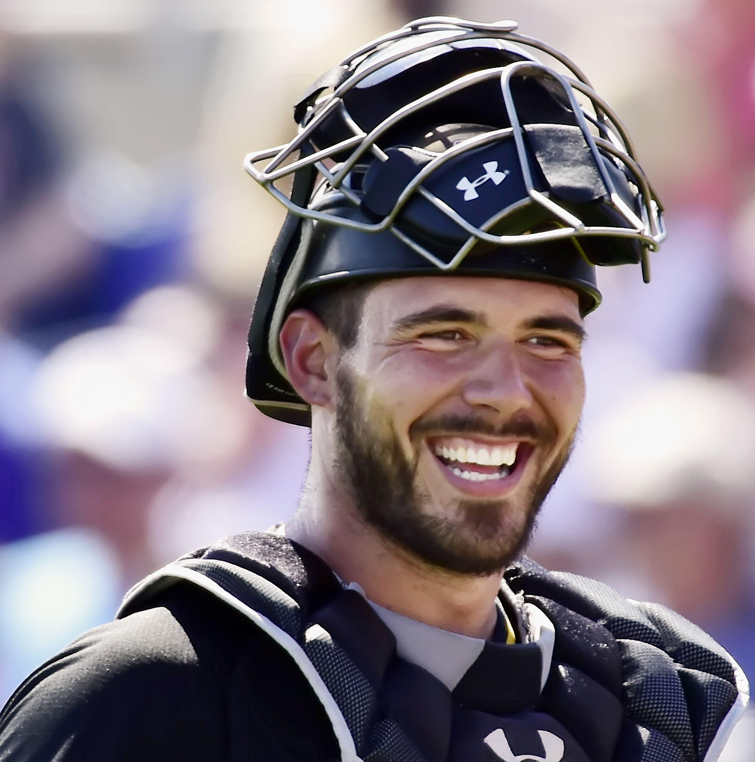 Pirates release catcher Tony Sanchez