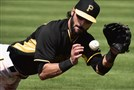 Sean Rodriguez has played every position except pitcher and catcher in his seven seasons in the major leagues.