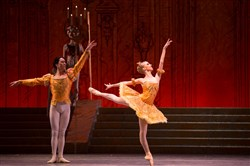 "Pittsburgh Ballet Theatre is bringing ""Beauty and the Beast"" to Greensburg's Palace Theater in a few weeks."