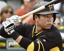 Jung Ho Kang sat out Saturday against the Red Sox.