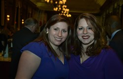 Christy Kobus, left and her sister, Diana Kobus.