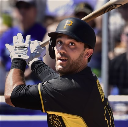 Pirates place Lambo on DL, call up Lombardozzi from Triple-A