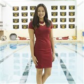Jacquelyn Du is a student/athlete at North Allegheny High School and a member of the school's varsity swim team. She is the Post-Gazette Male High School Athlete of the Week for March 13, 2015