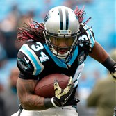 DeAngelo Williams has signed with the Pittsburgh Steelers after nine seasons with the Carolina Panthers.