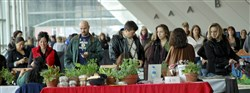 Attendees at last year's Farm to Table Conference at the David L. Lawrence Convention Center.