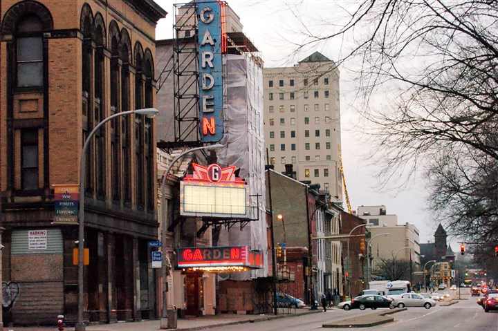 Garden theater interests downtown developer pittsburgh - Downtown at the gardens movie theater ...