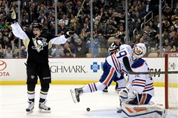 """Maybe three-on-three will end up being a good thing,"" said Penguins winger David Perron, known for his four-on-four prowess."