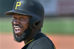 Josh Harrison batted .315 for the Pirates in 2014.