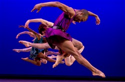 """Grand Duo,"" choreographed by Mark Morris."