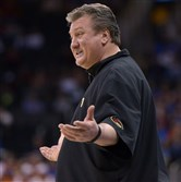 Bob Huggins and his West Virginia Mountaineers are headed to Columbus for a second-round matchup with Buffalo.