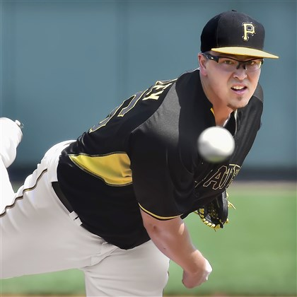 Pirates say decisions due soon on fifth starter, pitching depth