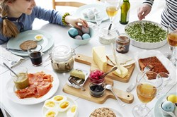 On March 27, IKEA stores nationwide, including the one in Robinson, are hosting a Paskbord feast of traditional spring Swedish dishes.