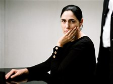 "Ronit Elkabetz as Viviane Amsalem in ""Gett: The Trial of Viviane Amsalem."""