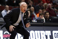 Penn State men's basketball coach Patrick Chambers landed a top recruit in Tony Carr.