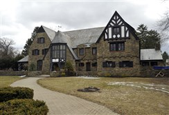 The Kappa Delta Rho fraternity on the Penn State campus has been suspended for a year and is being ordered by its national organization to reorganize in the wake of a police investigation into a secret Facebook page the frat had featuring nude women.