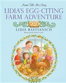 """Nonna Tell Me a Story: Lida's Egg-Cellent Farm Adventure"" by Lidia Bastianich."