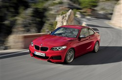 The 2015 BMW 228 offers top-notch performance, and is coupled with excellent handling in the snow with the XDrive package, just added for 2015.