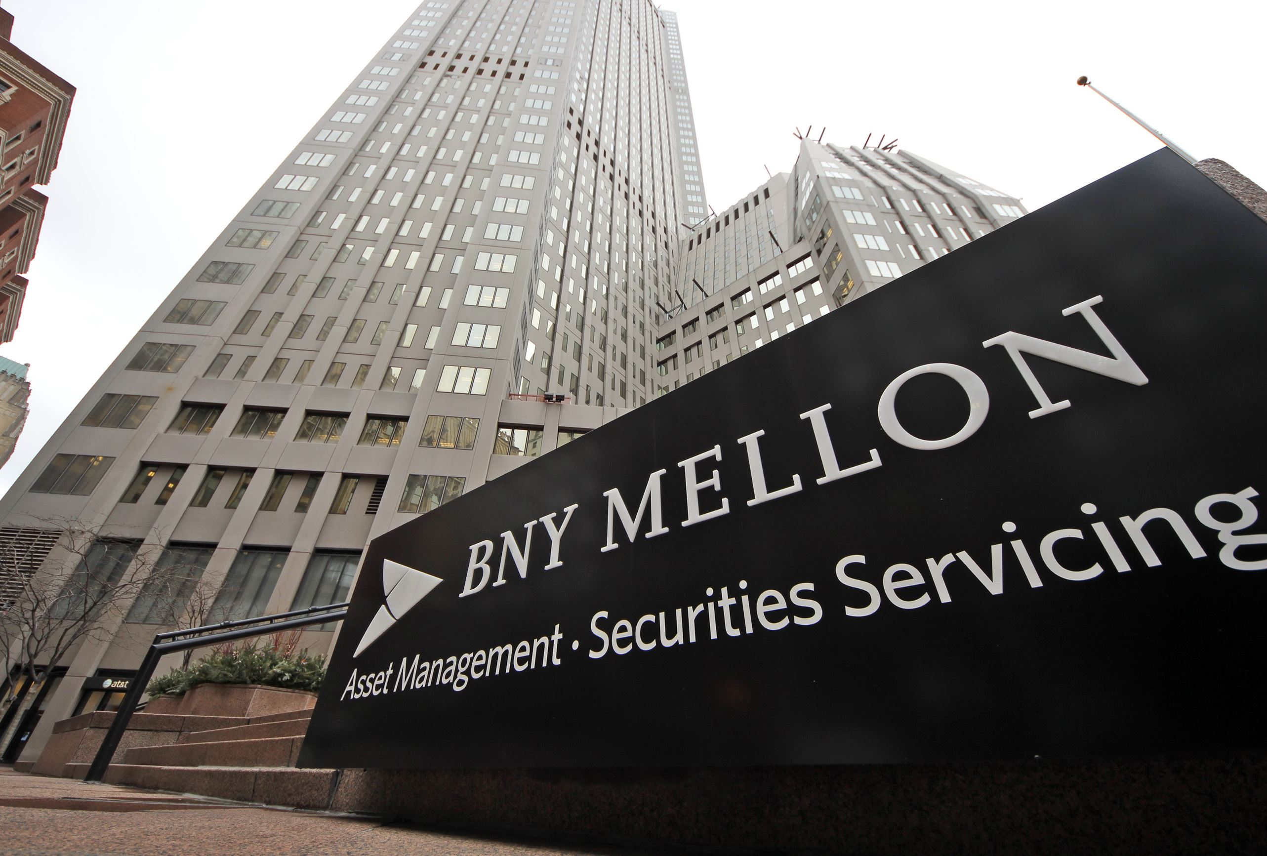 Financial Stock in action: The Bank of New York Mellon Corporation's (BK)