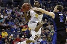 West Virginia's Juwan Staten looked good in his return to the court in Friday's win against Buffalo.