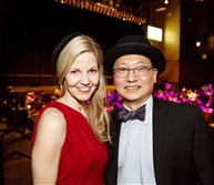 Allison Howard Yeske and Marvin S. Yu.