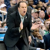"Notre Dame coach Mike Brey: ""I don't think that is the best for what we are trying do but we certainly understand our relationship with ESPN means and what it means to promote our league and our programs."""