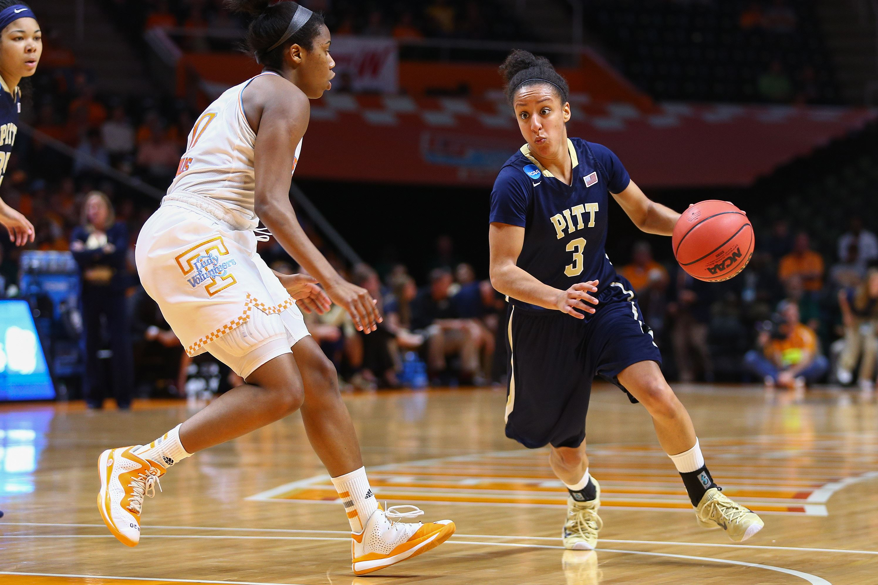 Pitt women ousted by Tennessee, 77-67 | Pittsburgh Post ...