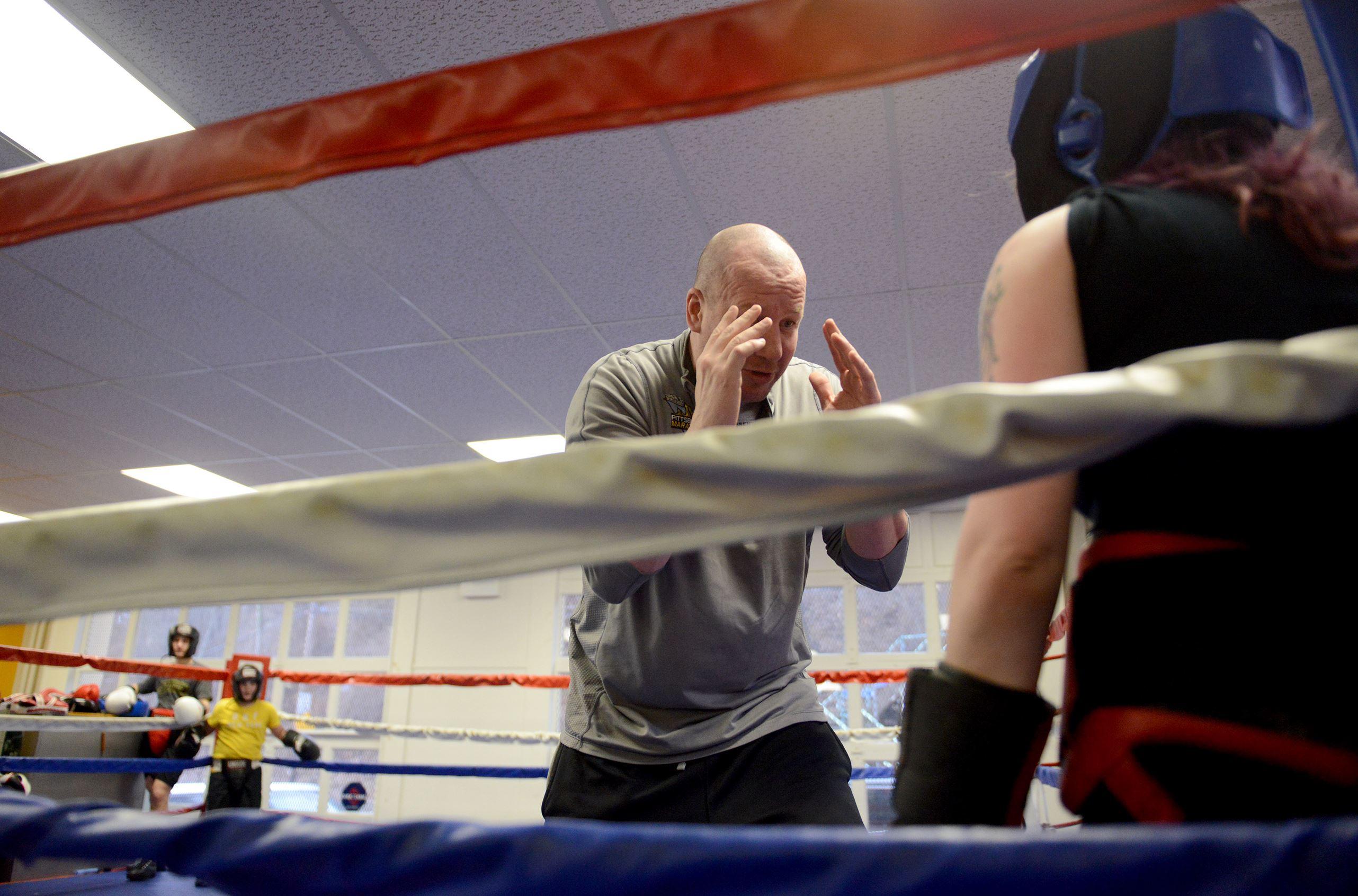 Jacks Boxing Gym