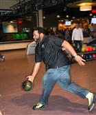 Bowl With the Bus: Jerome Bettis takes to the the bowling lanes.