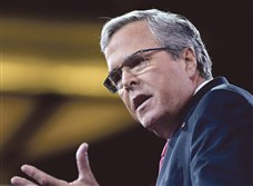 Jeb Bush: his own man?