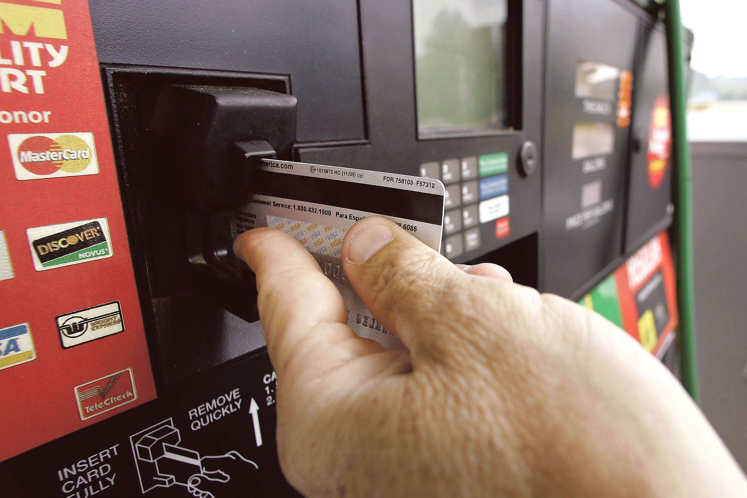 Best Gas Credit Cards from our partners