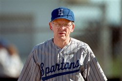 Bob Kalp is 71 and a retired chemistry teacher, but he continues to coach softball and this year led Hempfield to the PIAA Class AAAA championship game in his 20th season.