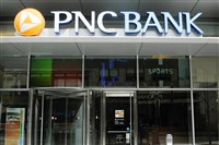 Annie Ma/Post-Gazette-PNC Financial Services is headquartered in Pittsburgh at One PNC Place and has multiple bank and service locations throughout the city.