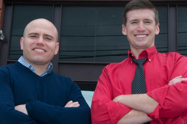 galley  Ben Mantica, left, and Tyler Benson of Galley Group will be opening Federal Galley in early December.