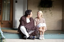 "Ben Stiller and Naomi Watts star in ""While We're Young."""