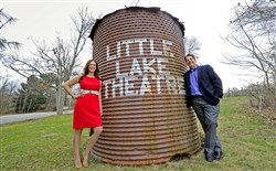Roxy MtJoy and Bob Rak are no longer a part of the Little Lake Theatre. Ms. MtJoy was dismissed last month and Mr. Rak resigned on Thursday.