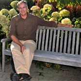 Bill Cullina, executive director of the Coastal Maine Botanical Gardens