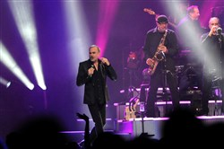 "Neil Diamond, 74, opens at the Consol Energy Center with ""I'm a Believer."""