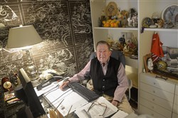 Travel agent Bill Katz moved the headquarters for Atlas Travel to his home office in Squirrel Hill. He's run the company for 54 years and has seen many changes to the industry.