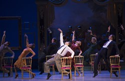 "The magic of Broadway: ""An American In Paris"""