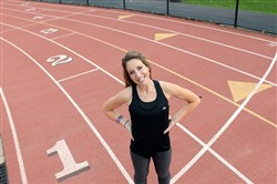 Bethel Park chemistry teacher Hannah Camic intends to run the Pittsburgh Marathon this year after being unable to last year due to complications with her cystic fibrosis
