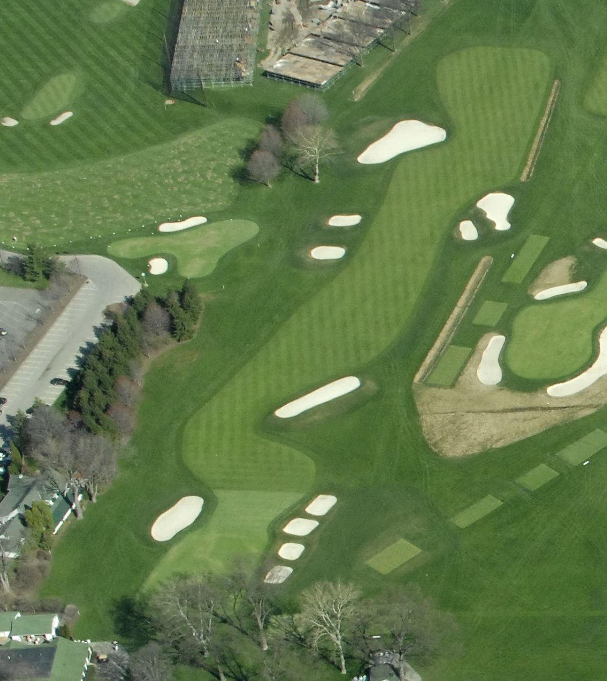 Oakmont Country Club Puts Focus On 2016 U S Open