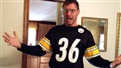 "YouTube star Curt Wootton in ""Pittsburgh Dad."""