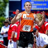 Dom Perretta of Beaver Falls, a reigning WPIAL and PIAA champion, has his sights set on state records this season.
