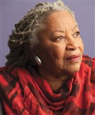 "Toni Morrison, author of ""God Help the Child."""