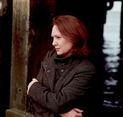 "Paula Hawkins, author of ""The Girl on the Train."""