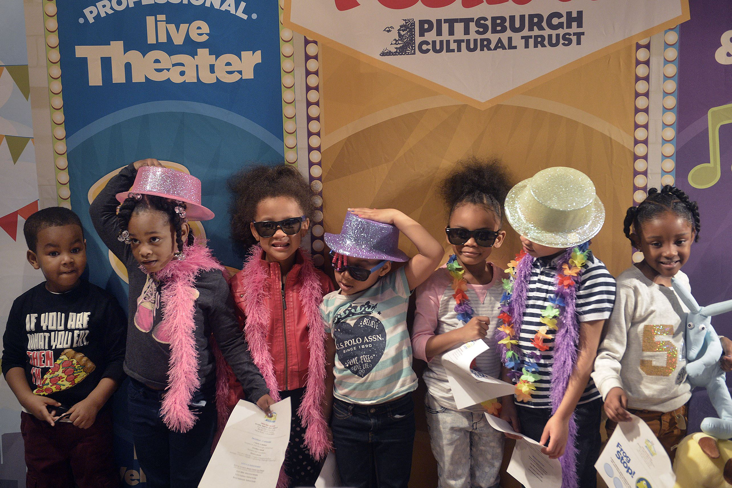Children's Theatre Tickets in Pittsburgh | Ticketmaster Family